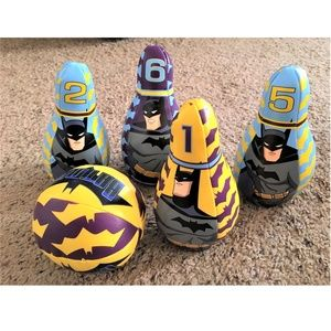 Batman Bowling Set for Toddlers